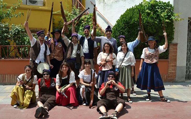 Festa Major Els Monjos 2015