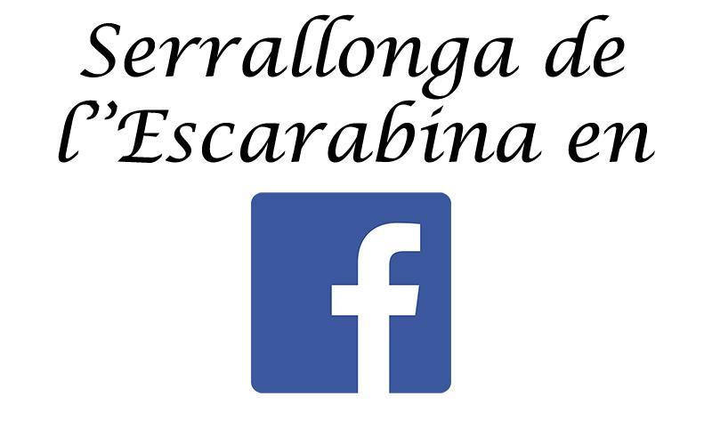 Ja tenim Facebook